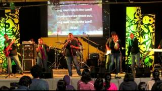 Day 3   Shout Out SYNC 2015 - Music Dept India YFC