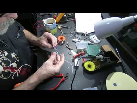 How to build a studio grade microphone 6 of 10