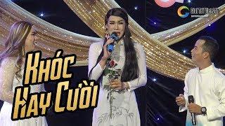 """Lô tô show: Phi Thanh Vân lậu KHÓC CƯỜI với """"món quà vô giá"""" và cái kết cua khổng lồ"""