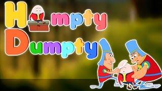شىء مستحيل دمبتي سات على جدار | كارتون للأطفال | فيديو التعليمي' | الحضانة القافية | Humpty Dumpty