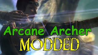 Modding the Arcane Archer Build