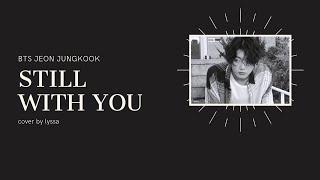 "BTS JK ""Still With You"" vocal …"