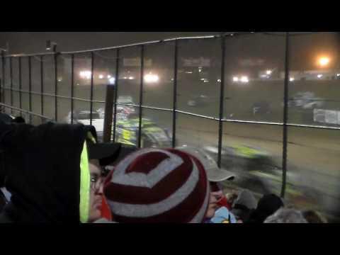 Sport Mod Amain @ Marshalltown Speedway 04/07/17