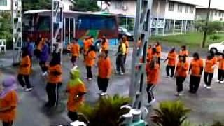 Senam Seni 1 Malaysia Di Tg. Manis