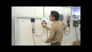 Solar micro grid tie inverter newest on the market Missouri Wind and Solar