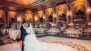 4K Persian Wedding Video at Millennium  Biltmore Hotel, Los Angeles. Teaser video