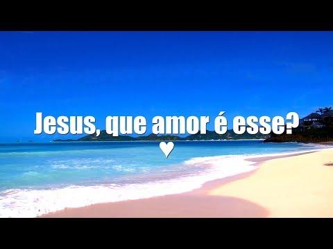 Reggae do Amor - Ministério Rabone Jovem (legendado)