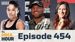 The MMA Hour: Episode 454 (w/ Sijara Eubanks, Randy Couture and Cat Zingano)