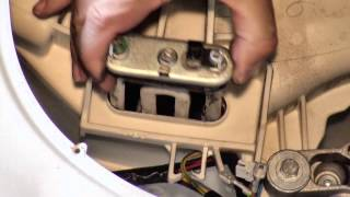 how to replace the heater element on a washing machine indesit
