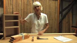 Woodwork for Women Basic Furniture Making Step 1