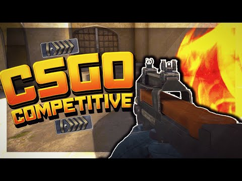 P90 SCRUBLORDS! (CSGO Funny Moments w/The Pack) #1