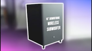 Epic JBL Bar 5.1 Subwoofer Bass Test and Review (Bonus Content: I Need CPR)