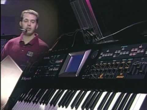 Roland V-Synth - Introduction