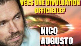 Les Sentiers du Réel - Nico Augusto - UFO: Vers une divulgation officielle?