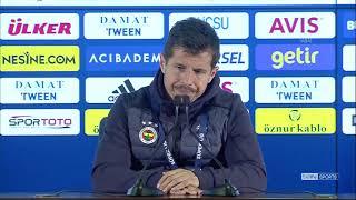 Emre Belözoğlu, maç sonunda yaşanan gerginlik için o sözleri kullandı!   Fenerba