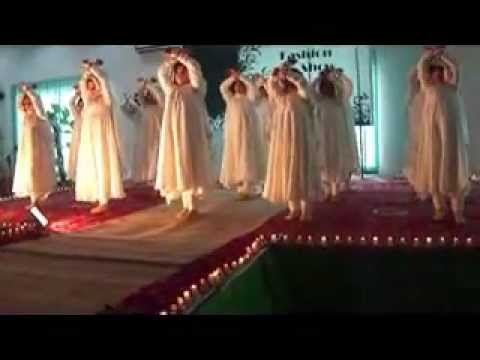 """""""Whirling Dervish - Tere Ishaq Nachaya"""" By Beaconhouse Kindergarten Rawalpindi."""