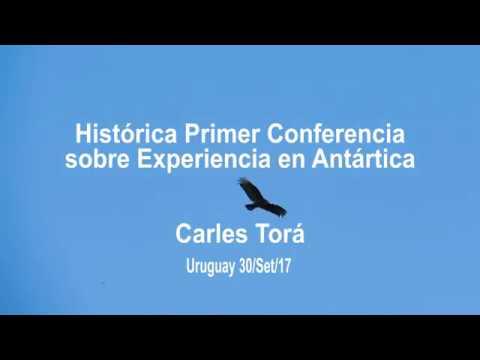 CARLES TORA   Conferencia Seres 3000