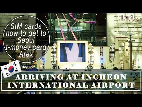 ARRIVING AT INCHEON INTERNATIONAL AIRPORT || Summer in Korea Vlog 1