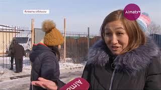 Алматы іргесіндегі 2 мыңнан астам отбасы жылу мен жарықсыз отыр (20.11.18)