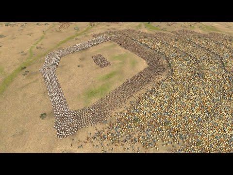 3000 SPARTANS vs 12000 BEST ATHENIANS - Total War: ROME 2