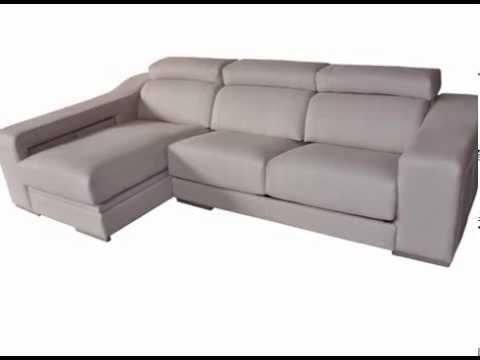 Cheslongs y sofas en esquina youtube - Sofas de esquina ...