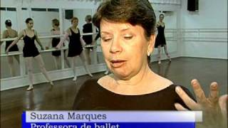 Matéria TJ PUC - Ballet Iniciante Para Adultos