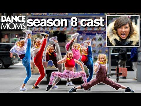 Abby Lee vs Sofie Dossi: Dance Moms Cast Breaks 10 Minute Challenge Record?!