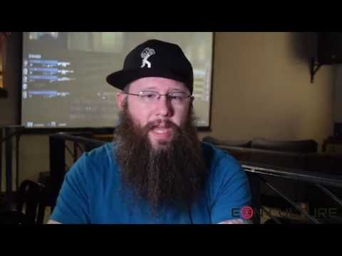 Battle & Brew General Manager Nate Sanders Dishes On B&B Culture & Games, Beer, Beard!