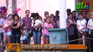 Delco Noticias Basavilbaso - Cocineros Argentinos en Basavilbaso