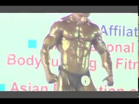 Mr  India Senior National BODYBUILDING CHAMPIONSHIP, 55kg, AURNGABAD, 7 POSES