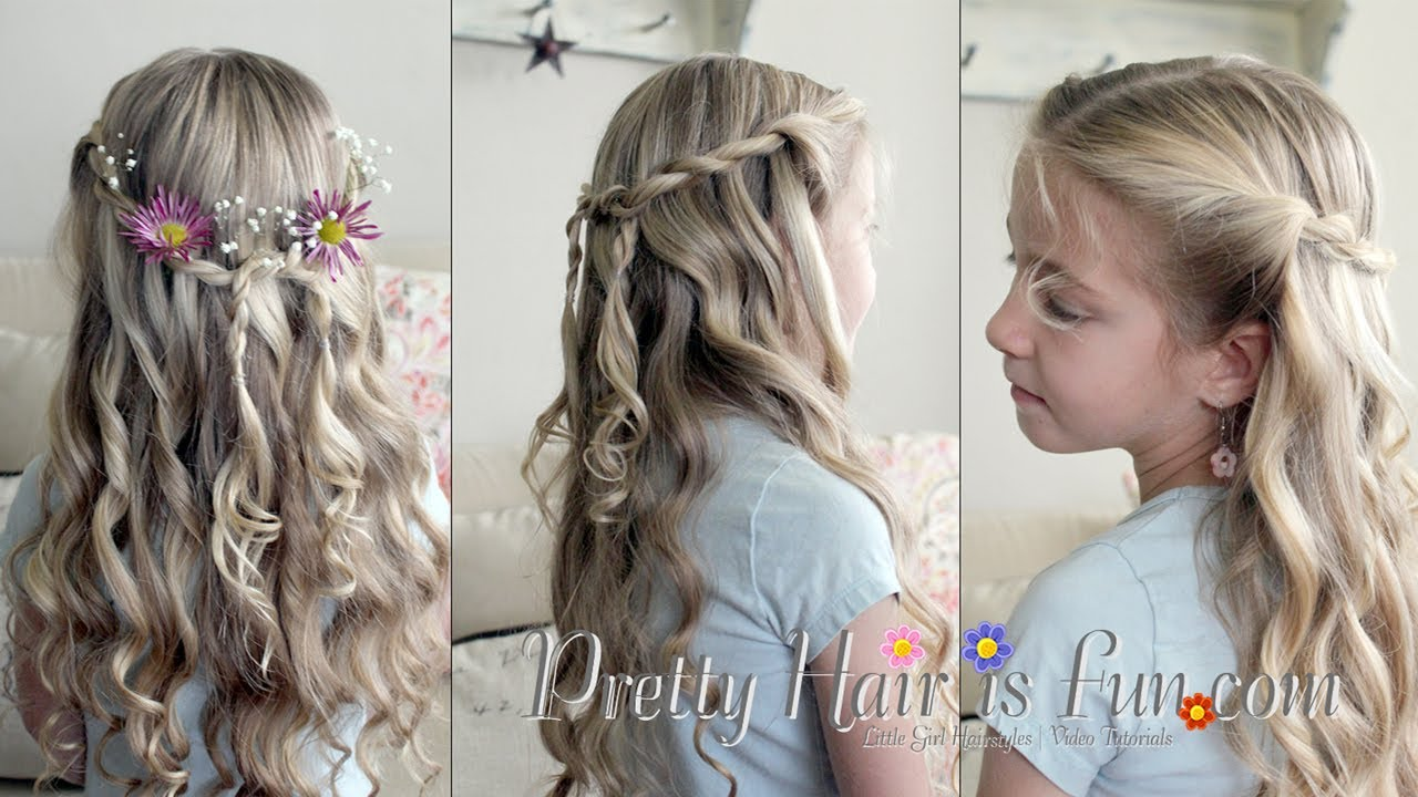 PRINCESS AURORA HAIRSTYLE DISNEYS MALEFICENT YouTube