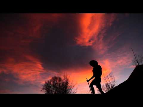 Philmont Scout Ranch - Sunset (Scout Statue)