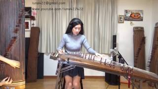 Pink Floyd- Time solo Gayageum ver. by Luna