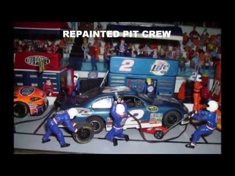 The most realistic NASCAR 1:32 slot car track St-Hubert Speedway from YouTube · High Definition · Duration:  9 minutes 49 seconds  · 106000+ views · uploaded on 20/01/2012 · uploaded by Guy Charron