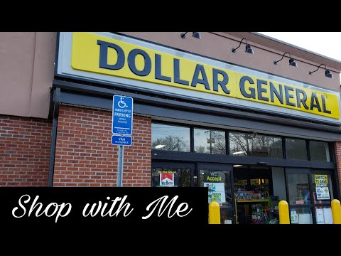 c09b57b39b DOLLAR GENERAL SHOP WITH ME NEW ITEMS AND CLEARANCE – Shopping time