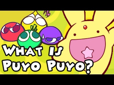 What is Puyo Puyo? A Brief Overview