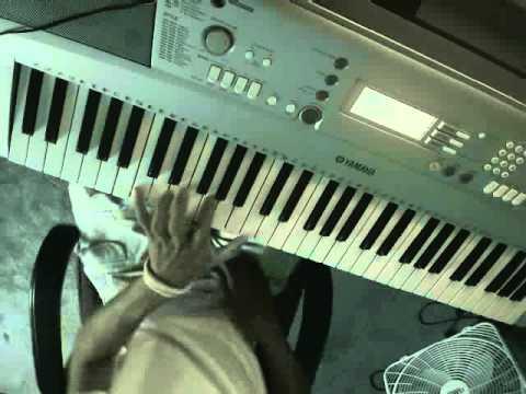 Bulletproof La Roux Piano Tutorial Youtube