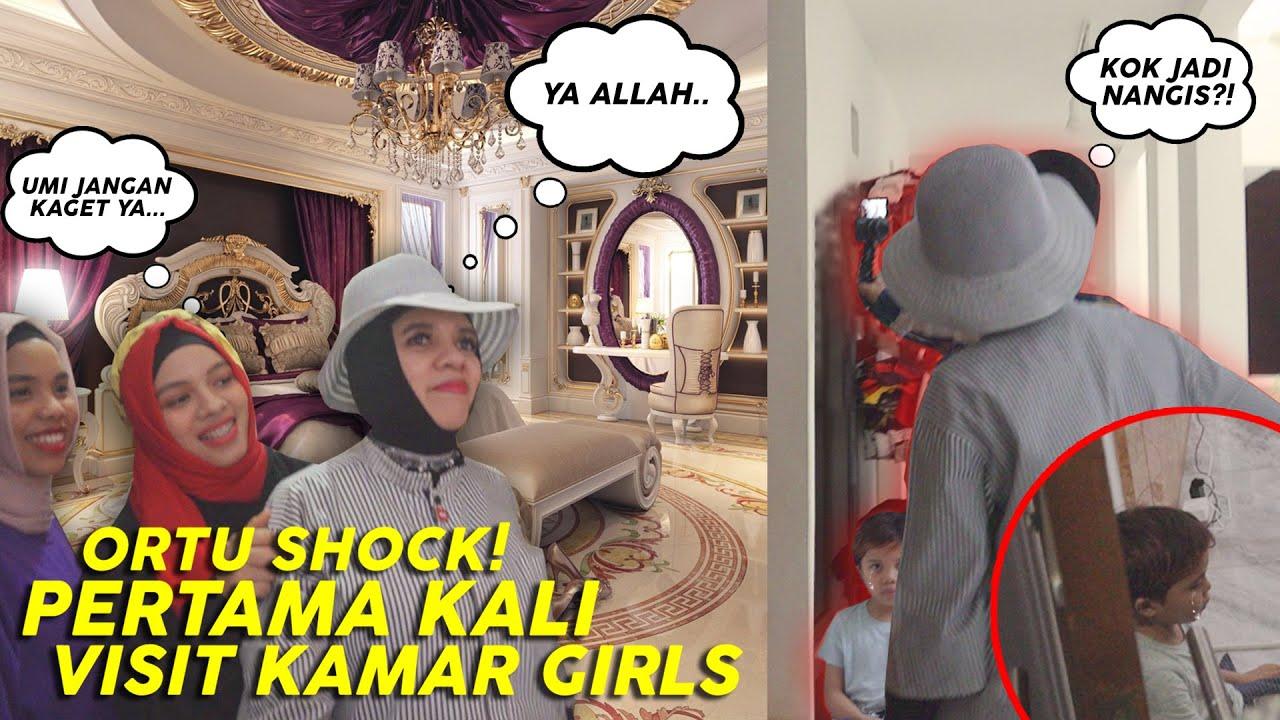 QAHTAN NANGIS GAK BOLEH MASUK, ORTU SHOCK VISIT KAMAR GIRLS