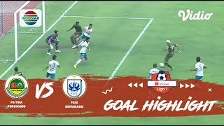 Tira Persikabo (1) vs (2) PSIS Semarang - Goal Highlights | Shopee Liga 1