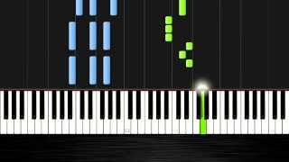 Hozier - Take Me To Church - Piano Cover/Tutorial by PlutaX - Synthesia