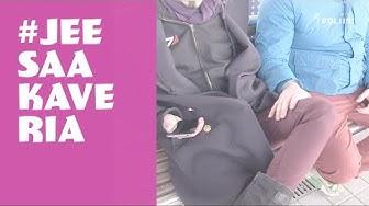 #jeesaakaveria: Seksuaalinen ahdistelu