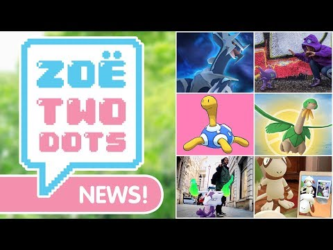 SEE YOU IN SENTOSA! New Safari Zone, Treecko Community Day & MORE in Pokémon GO