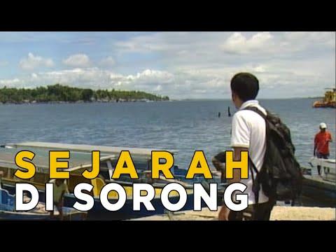 Cari tau yuk sejarah kota Sorong | JELAJAH