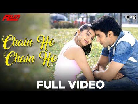 Chain Ho Chain Ho Full Video - Run | Abhishek Bachchan & Bhumika Chawla | Alka Yagnik & Sonu Nigam