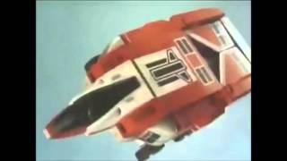 【MAD】地球戦隊ファイブマン『五つの力でファイブロボ』  Chikyu Sentai Fiveman