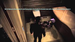 Mass Effect 3 Citadel DLC: Tali is drunk. Again.