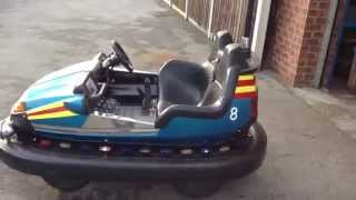UK Road Legal Dodgem/Bumper Car (using quad bike vehicle identity)