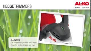 AL-KO Electric Hedge Trimmers