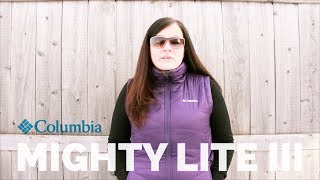 Columbia Mighty Lite III Vest Tested + Reviewed