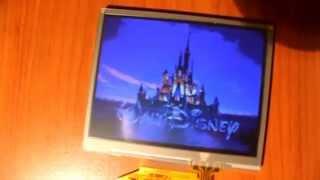 AVR Xmega 128 Movie Player II